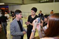 Press Interview with Dr. Toby Chan